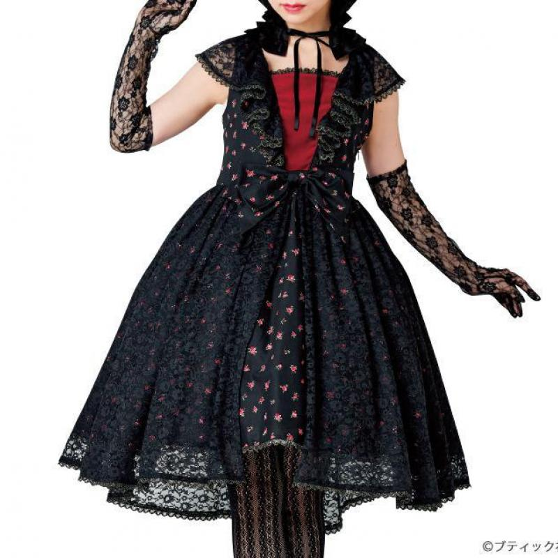 レディース向けの手作りハロウィン衣装の作り方2選
