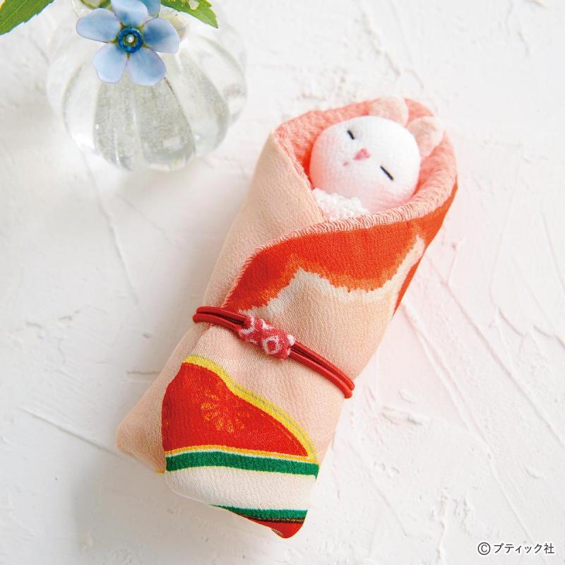 人気の和装小物!「かわいいうさぎ人形の指輪ホルダー」作り方