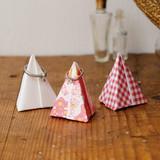 折り紙で簡単!おしゃれな指輪置き・リングスタンドの作り方