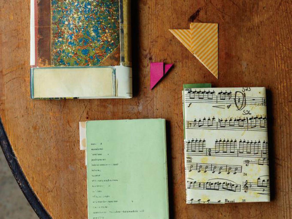 紙 ブック カバー 作り方