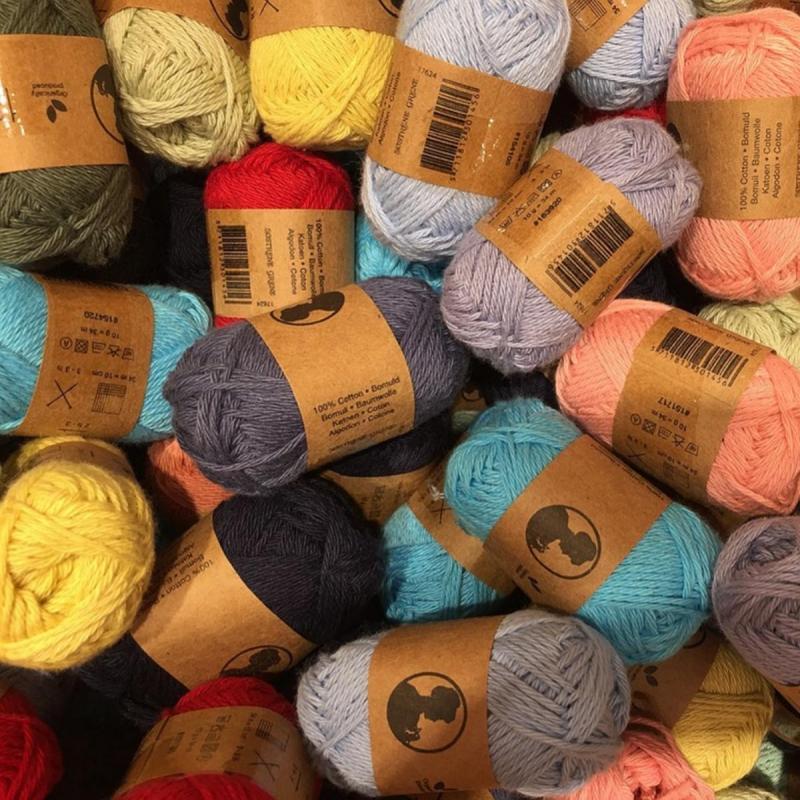 手編み「リフ編み」の基礎テクニック