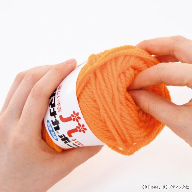 かぎ針編みの基礎「用具・糸・持ち方・通し方」について