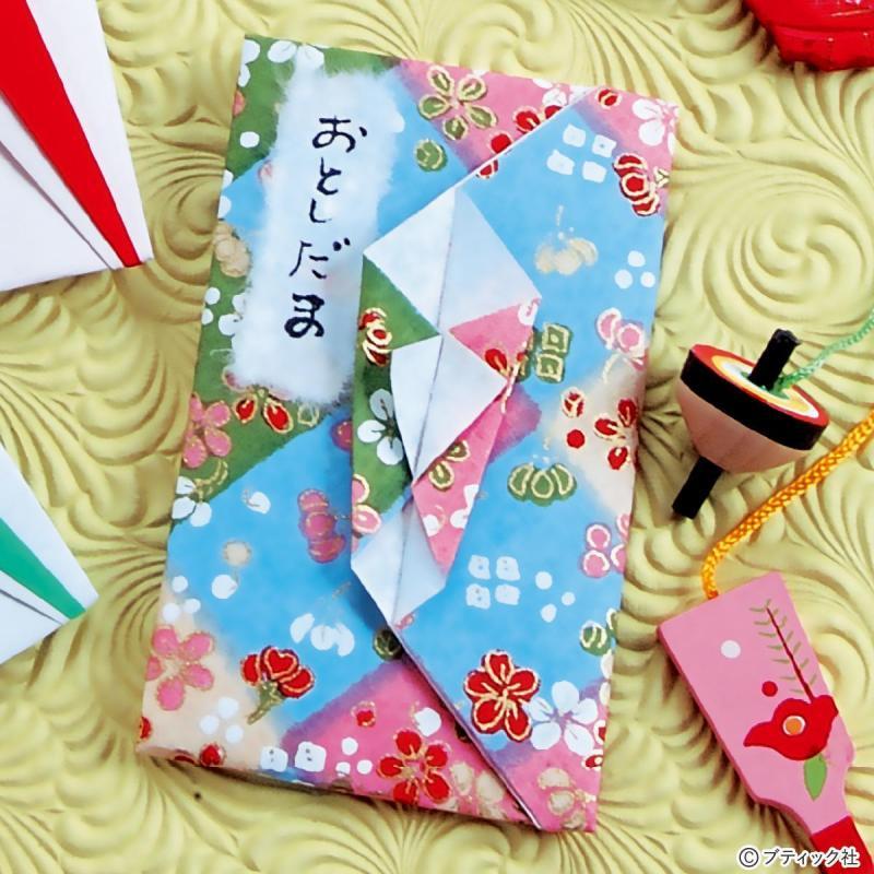 折り紙『ポチ袋』の作り方!簡単でおしゃれな人気レシピ8選