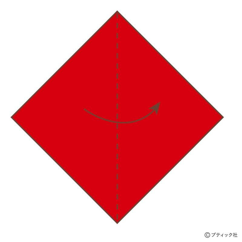 切り絵・切り紙の基礎「基本の折り方」