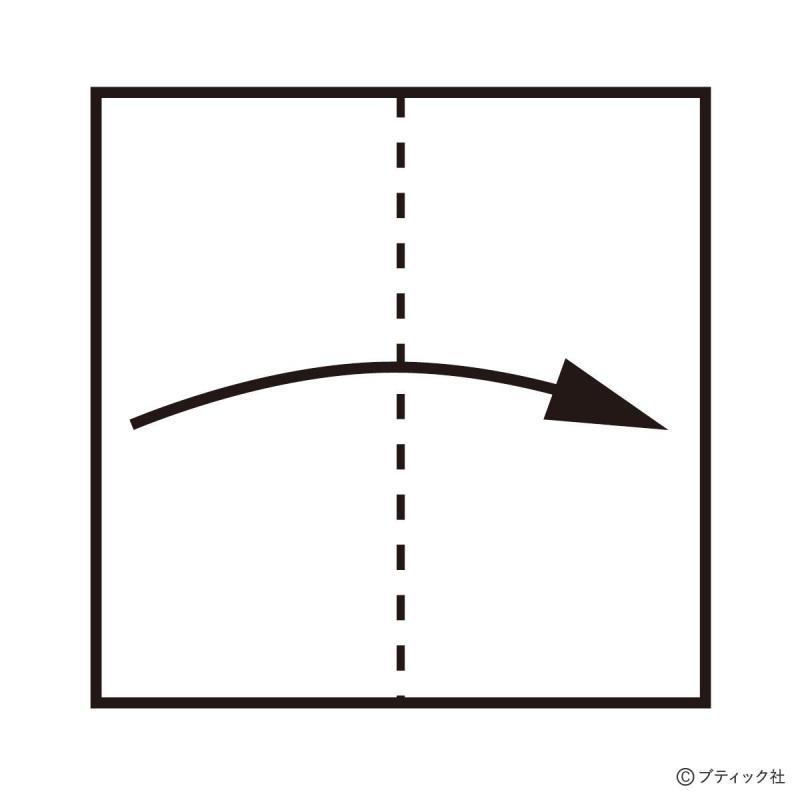 折り紙(壁面飾り)の基礎「サイズ・基本的な技法・貼り方のコツ」