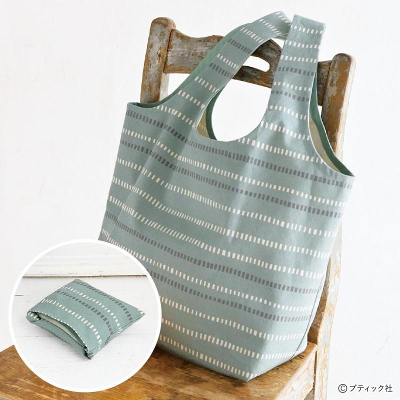手作りエコバッグのおすすめレシピ【ベスト4選】!