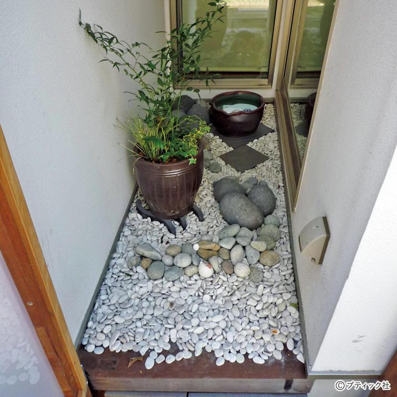 庭づくりのコツ「狭いスペースを有効利用して坪庭をつくる」やり方