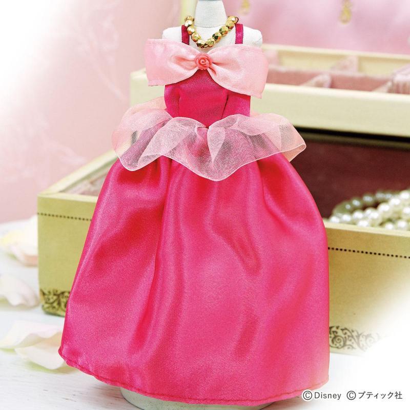 ミニチュアドレス「オーロラ姫」の作り方