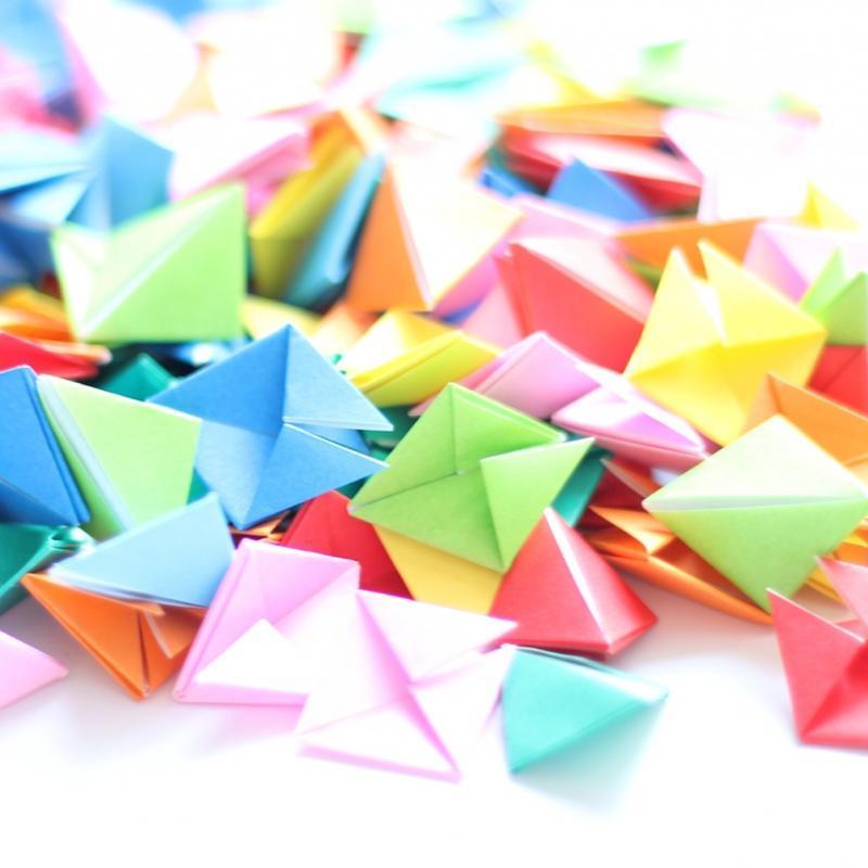 簡単かわいい!折り紙の折り方│おすすめ33選!