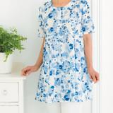 夏にぴったり!ボタンあきの着やすいチュニックの作り方(ファッション)