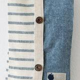 簡単手縫い!掛けて使えるボックスティッシュケースの作り方