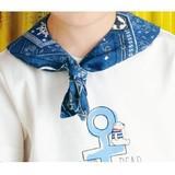 夏にピッタリ!かわいい&爽やかなセーラーカーラー風つけ襟の作り方(子ども服)