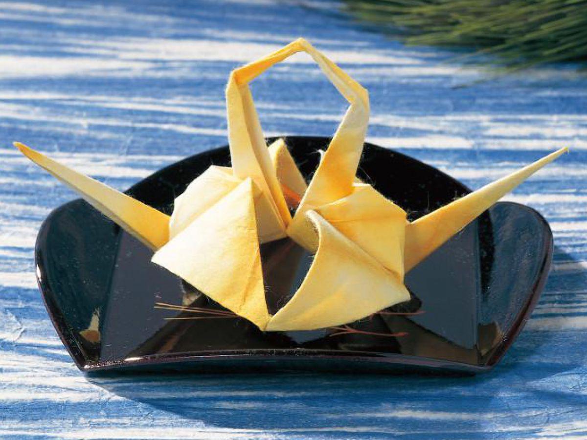 複雑 折り紙