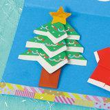 簡単!折り紙「クリスマスツリー」の折り方