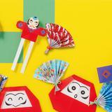 和柄の折り紙で作る扇子の折り方 千代紙や和紙でさらに美しく!