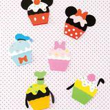 ディズニーモチーフが可愛い♪手作りメッセージカードの作り方