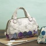 ポーチやバッグインバッグとしても使える!便利なパッチワークのハンドバッグの作り方(バッグ)