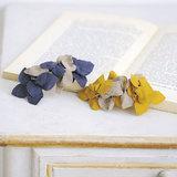 簡単ハンドメイド!おしゃれな紫陽花の花のバレッタの作り方