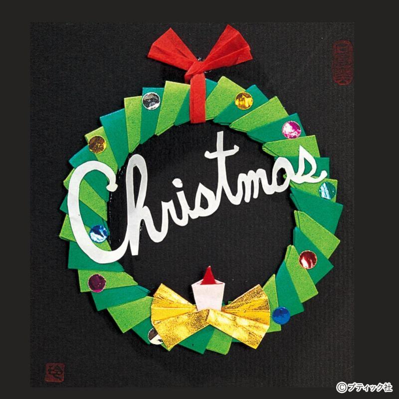 折り紙でクリスマスツリーやリースを作ろう!簡単人気レシピ6選