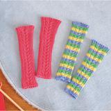 オールシーズン使えて簡単手作り!ベビー用のレッグウォーマーの編み方(ベビー)
