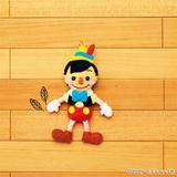 手足が自由に動いて楽しい!フェルトマスコットのピノキオの作り方(ディズニーハンドメイド)
