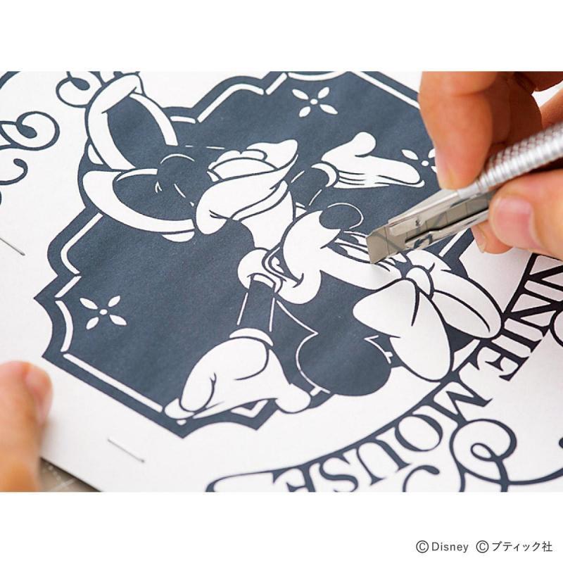 【初心者でも簡単】切り絵の作り方・図案を切るコツ
