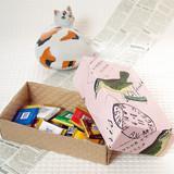 簡単!折り紙を使った「蓋付き小物入れ(箱)」の作り方