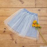 簡単!女の子のかわいいキッズサイズのふんわりチュールスカートの作り方(子ども服)