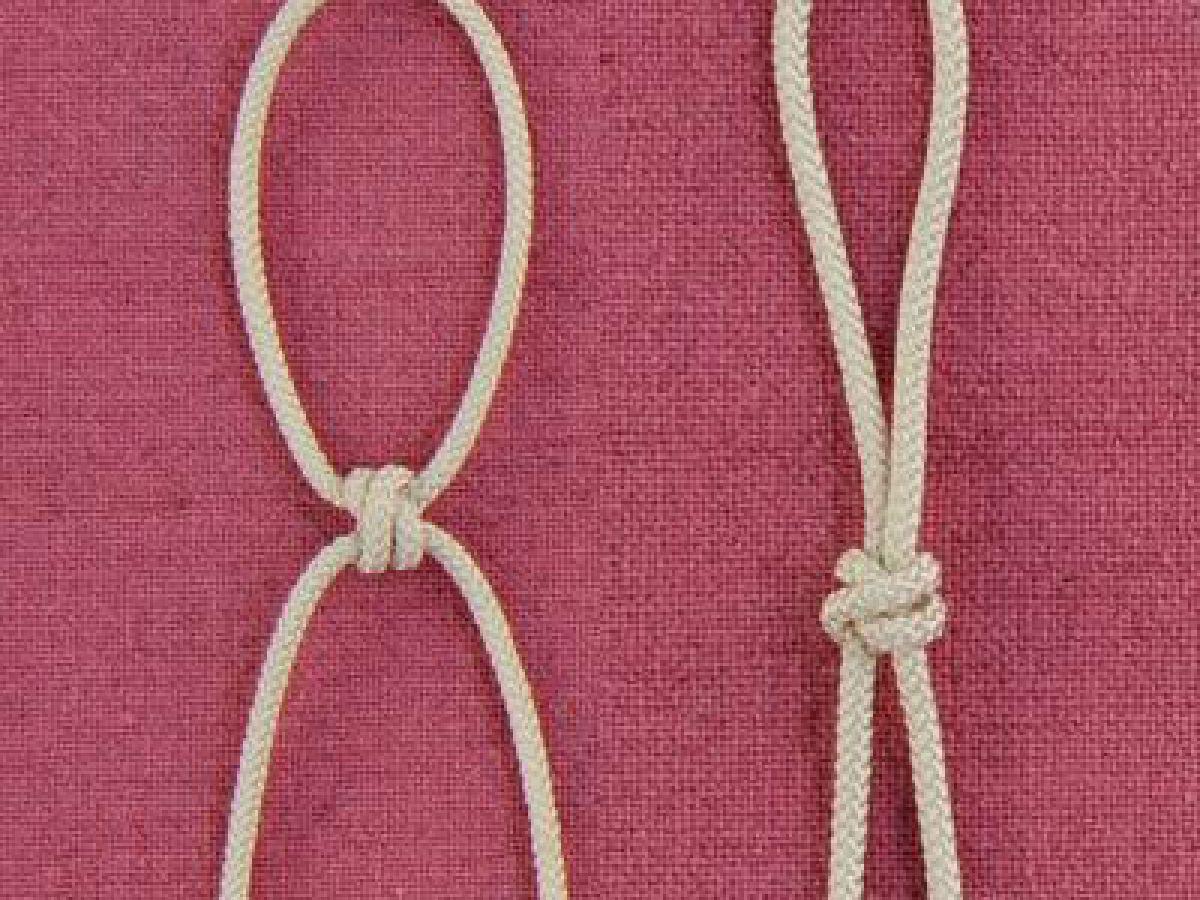 紐 結び方