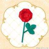 ディズニープリンセスを再現♪折り紙で作る真っ赤なバラの折り方