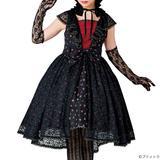 【ハロウィン衣装】ハートの女王のドレスの作り方