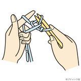 棒針編みの基本の編み方「作り目」の仕方をご紹介!