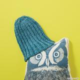 簡単!おしゃれなニット帽の編み方【製図あり】