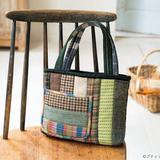 冬におすすめのおしゃれな手作りバッグの作り方(8作品)